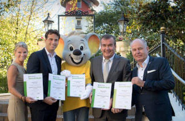 Abb. Europa-Park Hotels sind umweltfreundlich