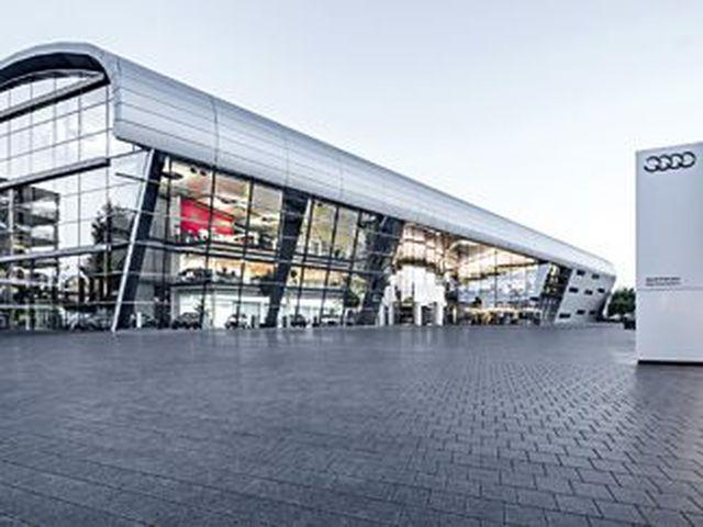 Abb. GABAL-Speaker-Abend im Audi Forum Neckarsulm