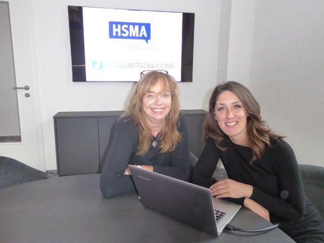 Abb. HSMA baut Kooperation mit HotelNetSolutions weiter aus