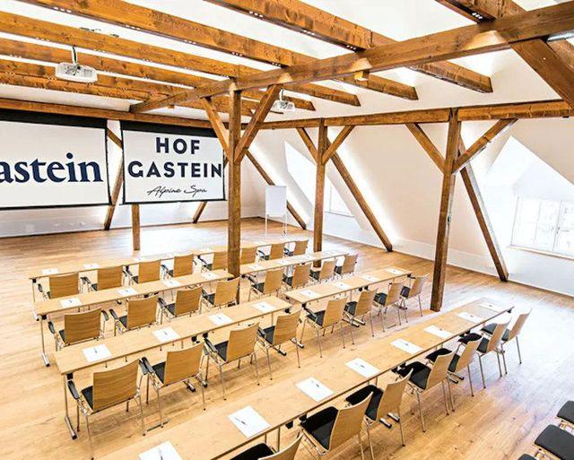 Abb. Kongresse und Tagungen mit alpenländischer Kulisse