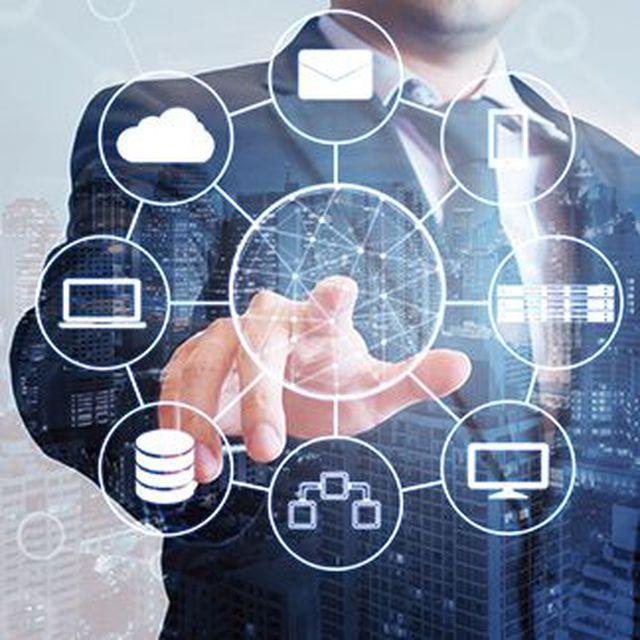 Abb. Digital unterstütztes Tagen – innovativ und nachhaltig