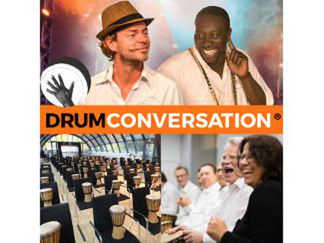 Abb. DRUM CONVERSATION startet ins 15. Jahr