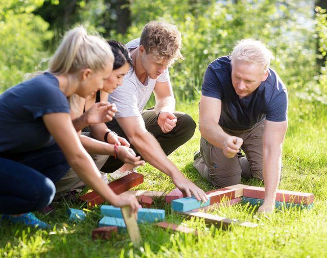 Abb. Spaß im Grünen – Teambuilding & Incentives im Altmühltal