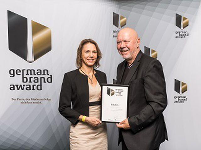 """Abb. German Brand Award für """"Das Palatin"""""""