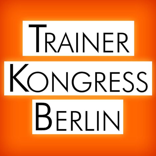 Abb. Trainer Kongress Berlin 2021 – Digital Edition